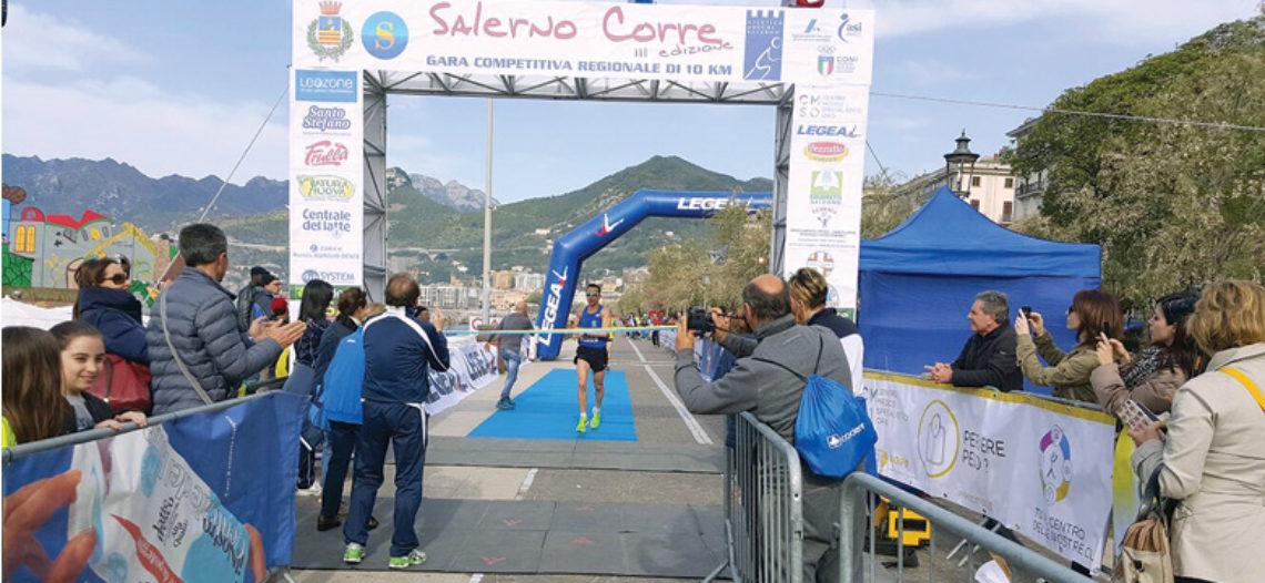 CODERE Italia conferma a Salerno il legame con la società e con lo Sport