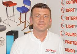 John Vallis arriva in tempo in SuzoHapp per la fiera di Dubai