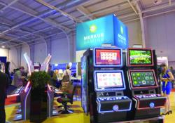 I Giochi di Merkur Gaming ammirati a Sofia