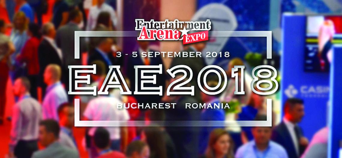 Dal 3 al 5 settembre la 12ma edizione di Entertainment Arena Expo a Bucarest