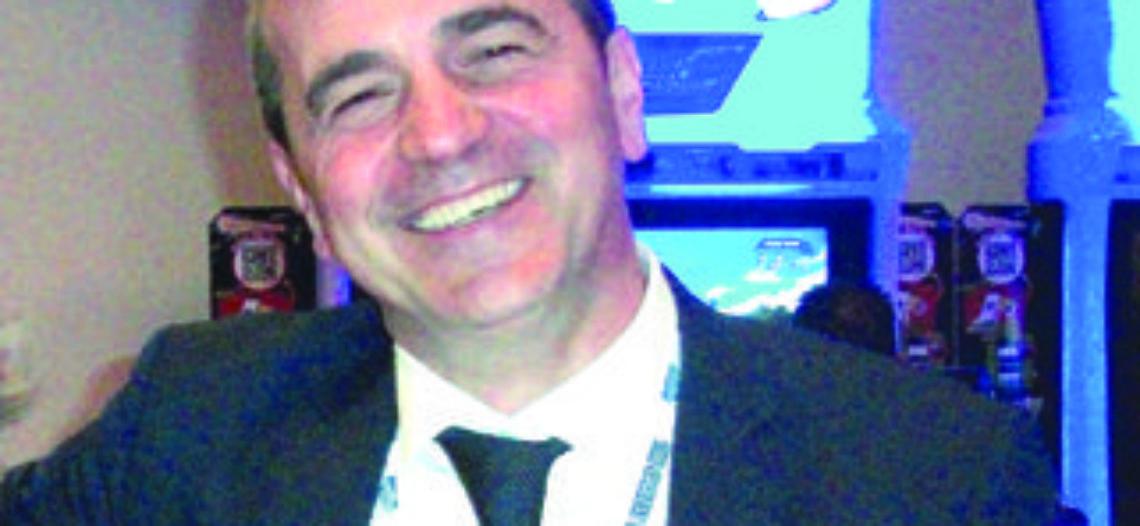 Mauro Zaccaria alla Pres.za del Consorzio FEE