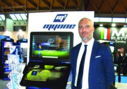 Myone presenta i suoi terminali self service a Enada Primavera 2018