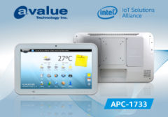 AVALUE introduce la serie APC con pannello Multi-touch su PC
