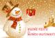 Buon Natale! Merry Christmas! Feliz Navidad! Frohliche Weihnachten! Joyeux Noël!