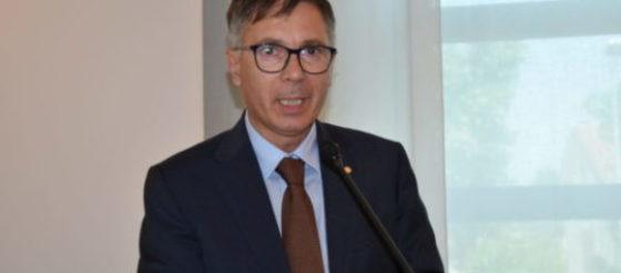 Il neo presidente Sapar Domenico Distante è ottimista