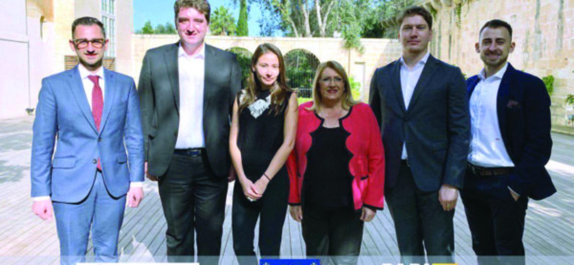 La Pres. di Malta, sig.ra Marie-Louise Coleiro Preca, chiede il gioco responsabile
