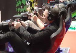 Mondo Automatico sul podio della Racecraft Arcade Cup 2019