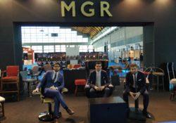 "MGR:  The ""CHAIRS'S MEN"" a Enada Rimini 2019"