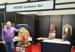 Rossi Leisure srl padiglione C3 stand 198