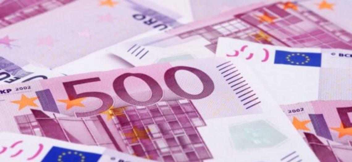 Da gennaio niente Banconote da 500 euro, solo per alcuni