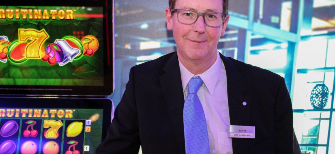 Eccellente apparizione di Merkur Gaming nella fiera olandese