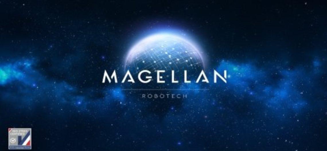 Il sistema Trident unico di Magellan Robotech è personalizzabile