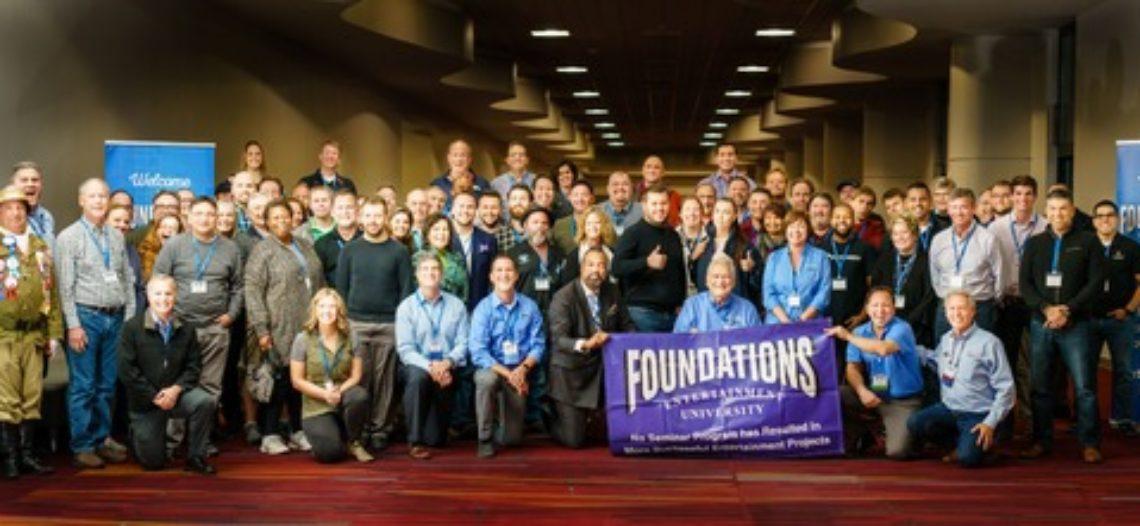 Frank Seninsky ha tenuto un seminario sui FEC dal 16 al 18 luglio