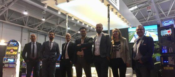 Alberici Spa ha presentato a Roma alcune Eccellenze compresa Pay Station