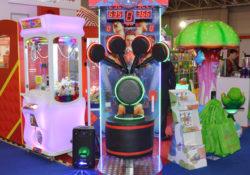 Special Game srl con i suoi splendidi prodotti a Roma Amusement 2019