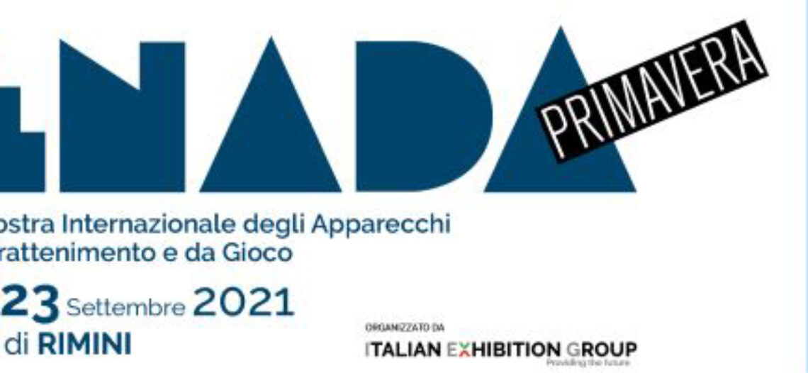 Italian Exhibtion Group prepara la 33ma Mostra Internazionale del divertimento