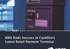 Il Recycler MRX integrato con il CashDro della JCM