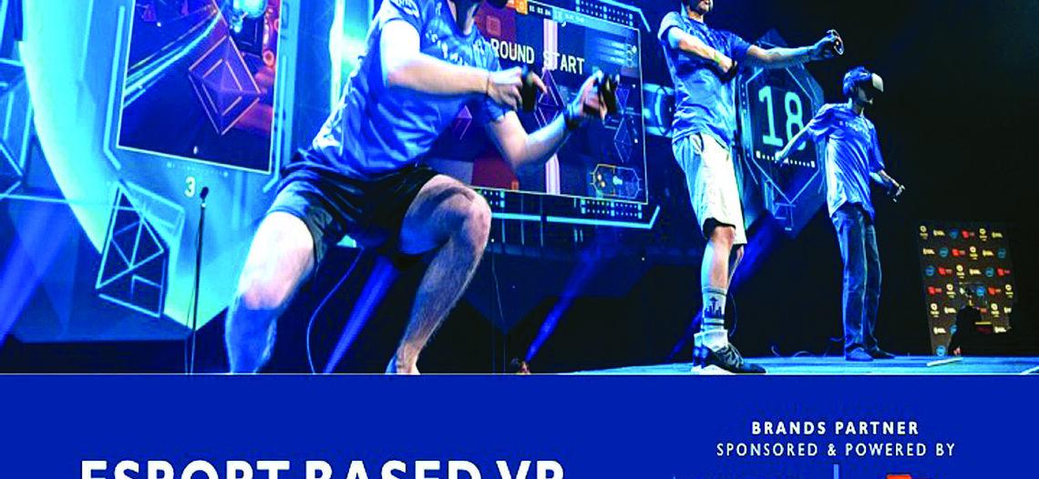 GIEFFE Videogame sposa gli eSports basati VR