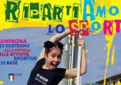 L'UISP lancia la campagna nazionale per dello sport per tutti