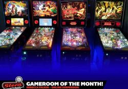 Rebecca Falkin vince la Gameroom